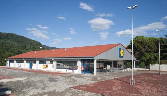 Supermercato LIDL Altavilla (VI)