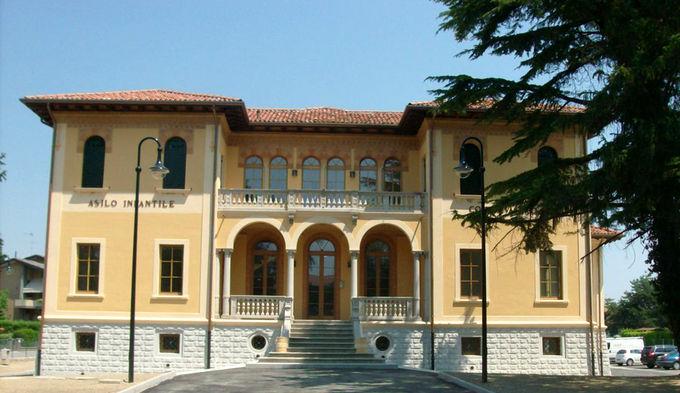 Restauro struttura abitativa per disabili Chiarano