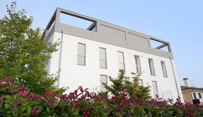Realizzazione di un nuovo edificio residenziale in Marostica (VI)