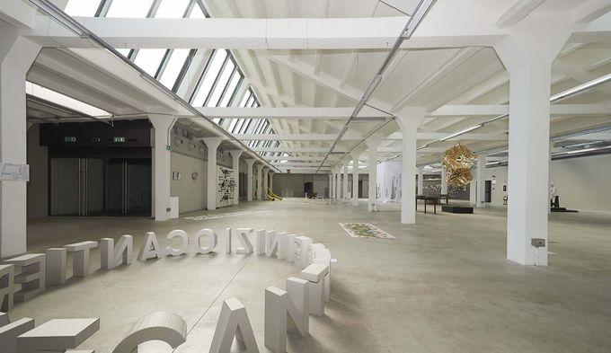 Risanamento conservativo edificio a shed - Sede Demotech