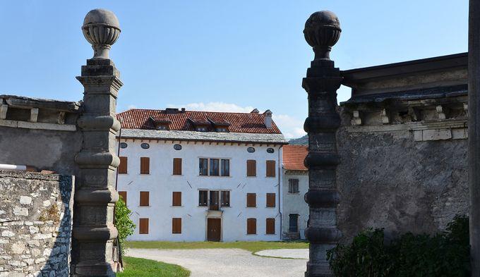 Restauro Villa Alpago - ATER Belluno