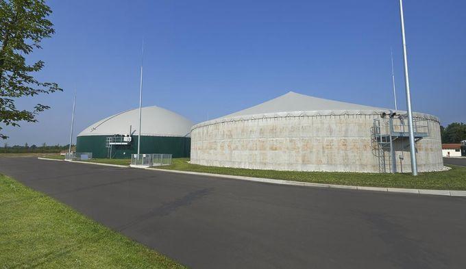 Impianto Biogas Etra