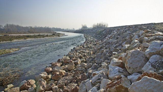 Derivazione falde del Medio Brenta - Pozzi, rilevati e protezioni arginali