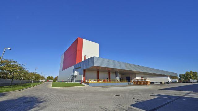 Magazzino automatizzato Centrale del latte di Vicenza Spa