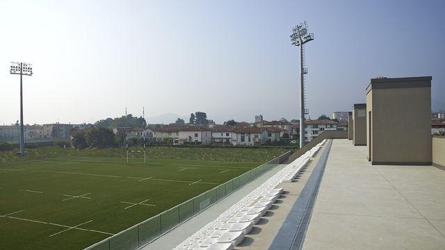 Stadio Rugby Comune di Schio (VI)