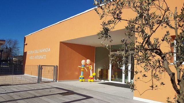 Nuova scuola elementare Comune di Nove (VI)