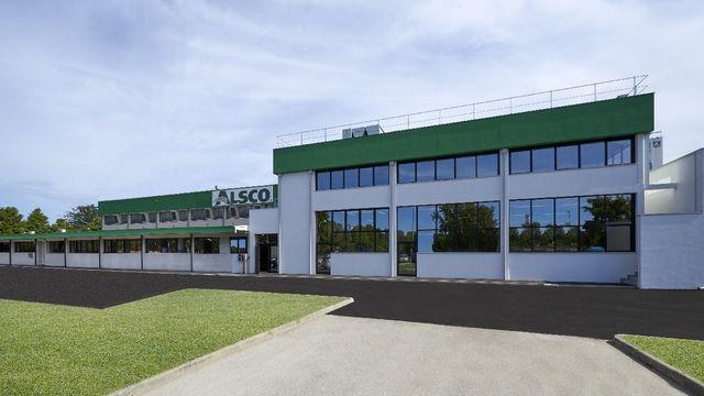 Edificio industriale Alsco Italia Srl Padova