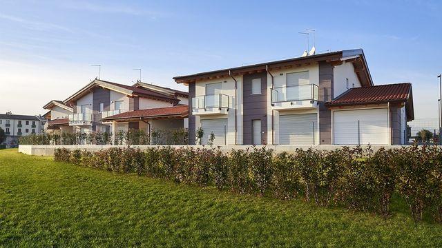 Realizzazione complesso residenziale Costabissara (VI)