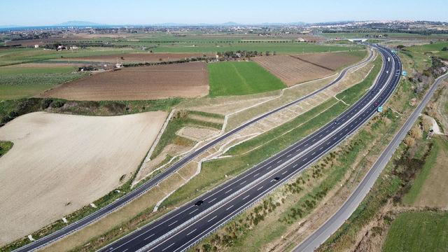 Infrastrutture autostradali Società Autostrada Tirrenica Spa Tarquinia (VT)