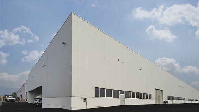 Ampliamento fabbricato Laverda AGCO Spa Breganze (VI)