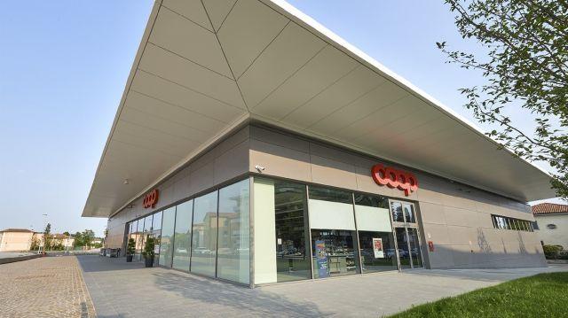 Supermercato COOP Breganze (VI)