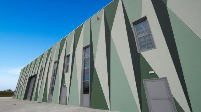 Nuovo fabbricato Produttivo Euromeccanica Group Spa Rosà (VI)