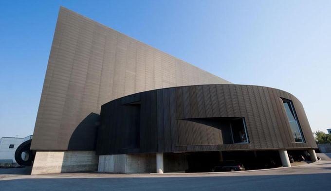 Edificio industriale Dainese Spa Molvena (VI)